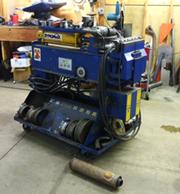 custom exhaust bender